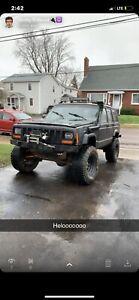 1992 Jeep Wagoneer