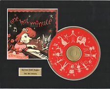 Red Hot Chili Pepers One Hot Minute CD Presentation