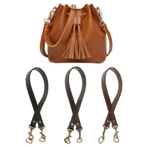 Luggage & Bags Pu Leather Short Bag Strap Replacement Messenger Handbag Handle Diy Bags Belt Accessories