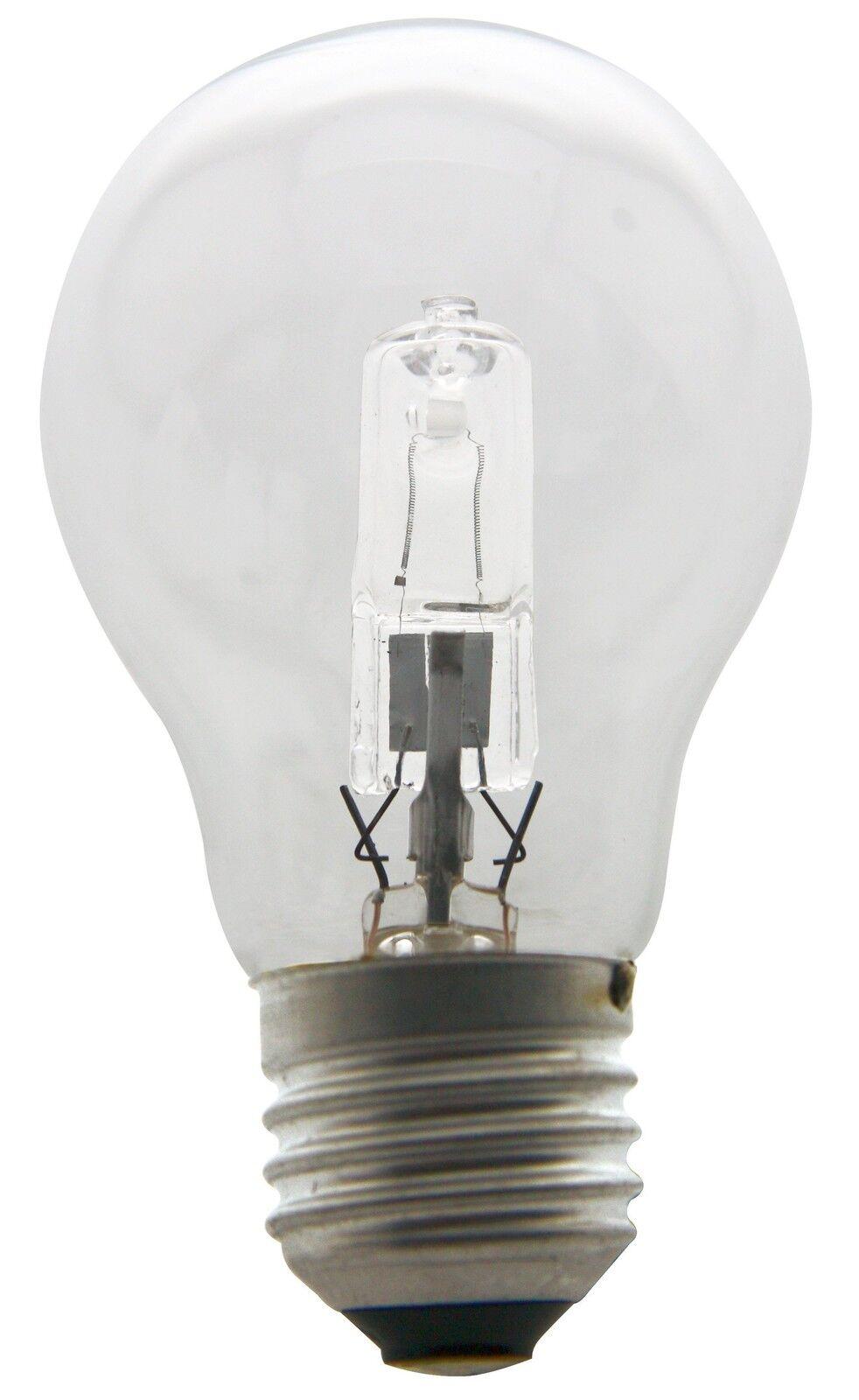 Glühbirne,Glühlampe,Halogen 28 Watt klar = 40W Glüh Lampe Birne E27  4211