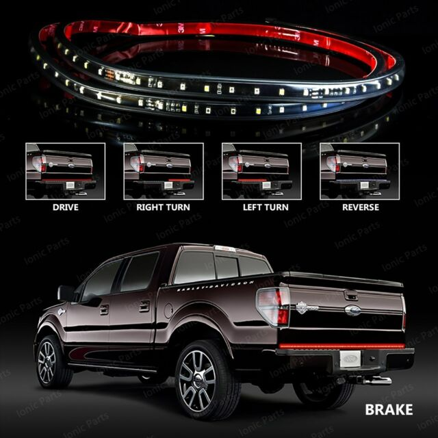 60 inch LED Tailgate 5-Function Universal Light Bar - Truck Jeep Trailer