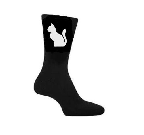 CAT Design su calze calzini proprietari di gatti novità regalo
