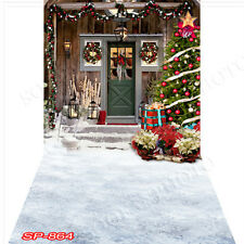 Christmas 10'x20' Computer-painted (CP)Scenic Vinyl Background Backdrop SP864B88