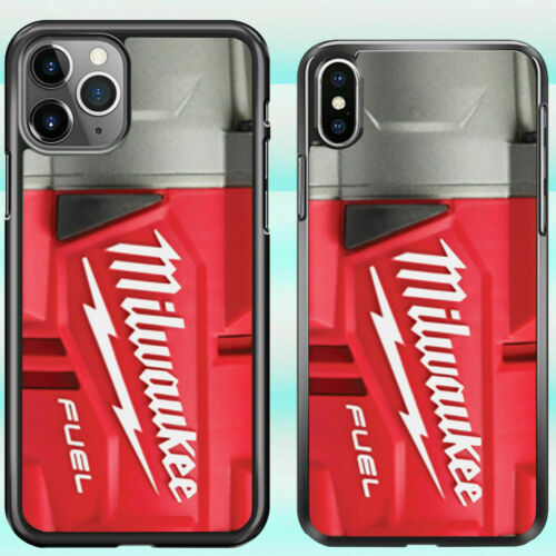 Milwaukee Fuel Cover Phone Cover for iPhone 6 7 8 X Xs XR 11 Pro Max Case