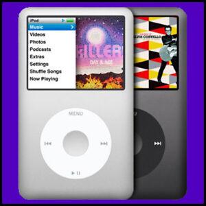 Apple-iPod-Classic-3rd-4th-5th-6th-7th-Generation-30GB-60GB-80GB-120GB-160GB