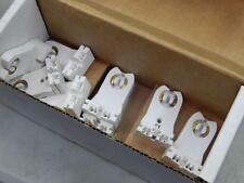 #87   LOT of 8   Atlas 40SNP Flourescent End Sockets Snap-In Medium Bi-Pin  NEW