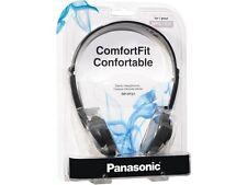 Panasonic RP-HT21 Headband Headphones - Black/Silver