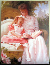 MARK ARIAN - FAMILY TRADITIONS - MANTI LDS TEMPLE -SIGNED & NUMBERED LIMITED ED.