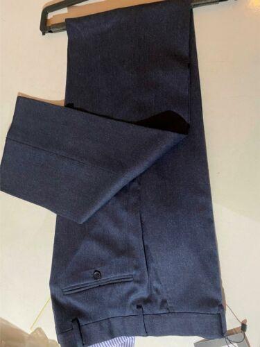 Nuevo Hawes /& Curtis para hombre Traje Azul final en extremo inteligente Pantalones trpwsa 31 Reino Unido 30//32