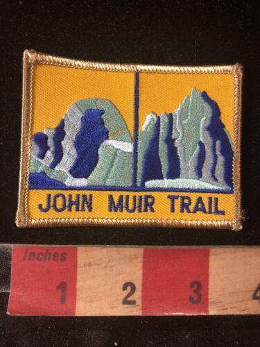 FYI -Goes Through Yosemite National Park S00Z California JOHN MUIR TRAIL Patch