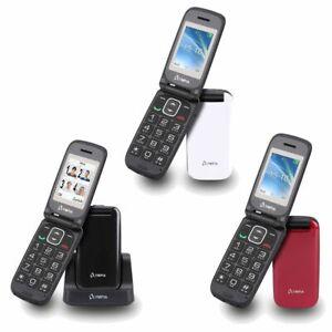 OLYMPIA-Classic-Mini-II-Senioren-Mobiltelefon-grosse-Tasten