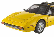 HOT WHEELS ELITE 1/18 FERRARI 308 GTS YELLOW P9898 LIMITED EDITION 5,000 PIECES