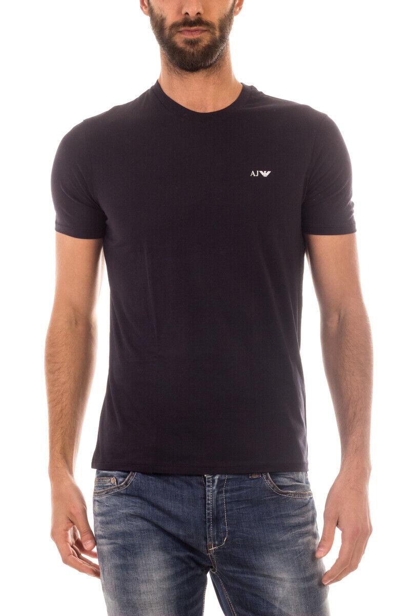 Armani Jeans AJ T hemd schweißhemd Man Blau 8N6D016JPFZ 1579 Sz M MAKE OFFER