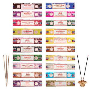 15g-Sticks-Incense-Satya-Nag-Champa-Joss-Genuine-Incense-Scents-3-or-12-Pack