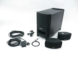 Bose CineMate Series II Digital Home Theater Speaker System - No Remote
