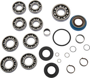 Moose Racing Replacement Transmission Bearing and Seal Rebuild Kit 1104-0018