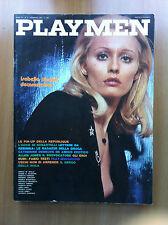 Playmen Anno VI n° 2 Febbraio 1972 Cover: Isabella Biagini - E16786