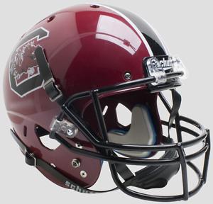 SOUTH-CAROLINA-GAMECOCKS-NCAA-Schutt-AiR-XP-Full-Size-REPLICA-Football-Helmet