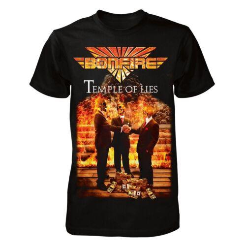 Temple of lies T-Shirt BONFIRE