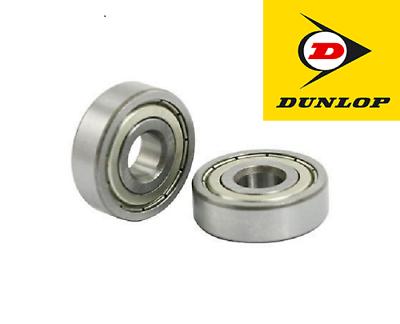 Par de rodamientos de acero 688-2Z Dunlop 8mm I//d X 16mm O//D X 5mm de ancho Free P//P