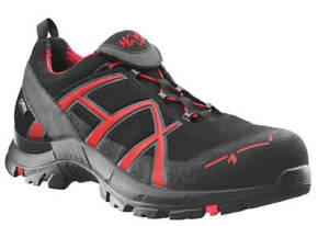 HAIX-Arbeitsstiefel-S3-BLACK-EAGLE-Safety-40-low-black-red