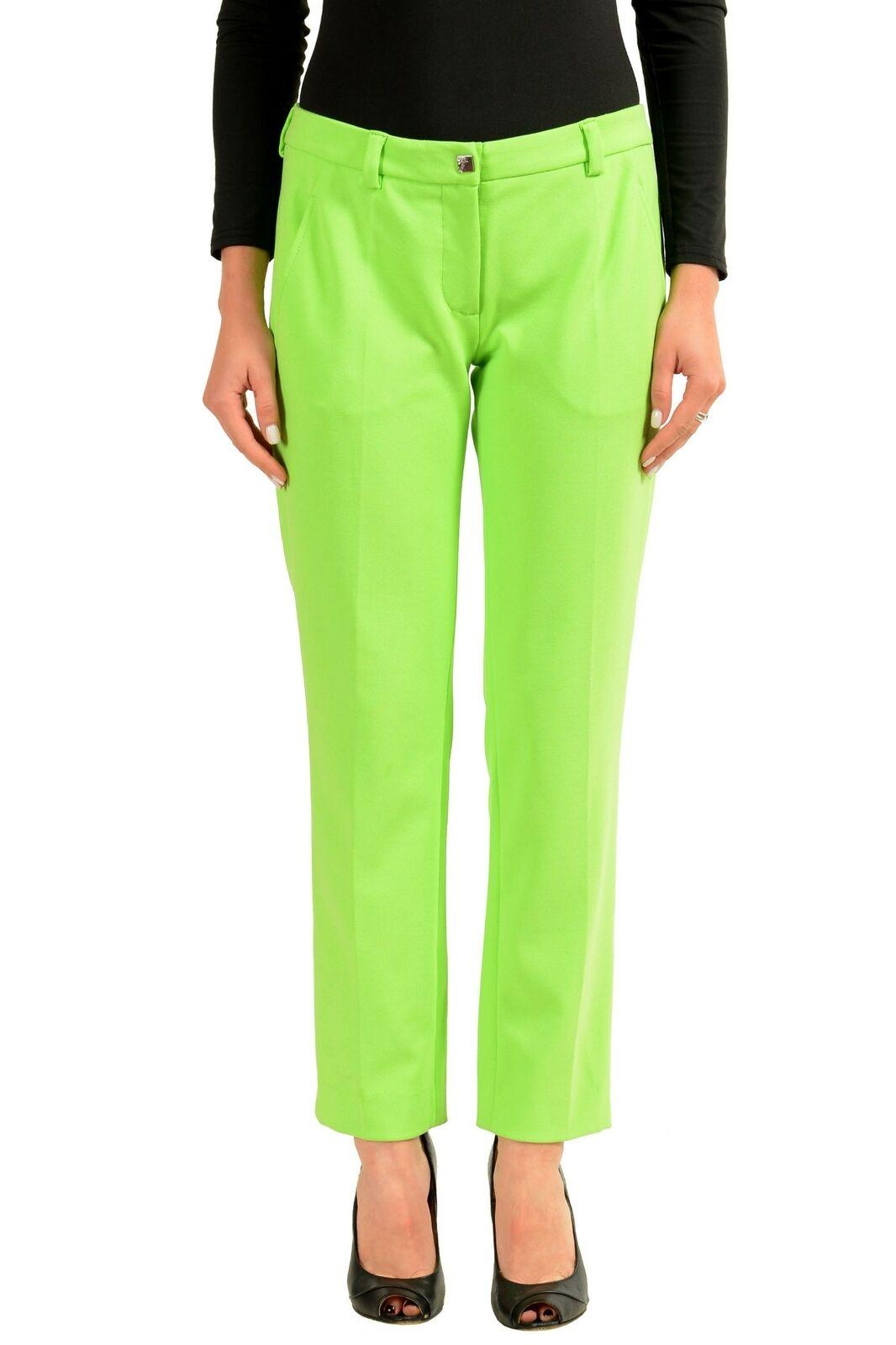 Versace Collection verde Donna Pantaloni Casual TAGLIA TAGLIA TAGLIA S L 87814c