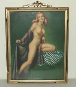 Variant possible 1940 s nude girls