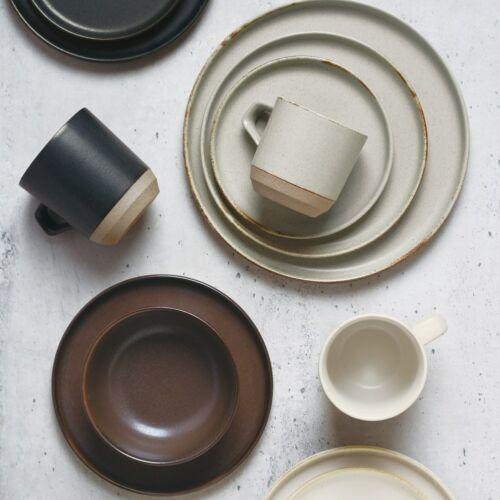 CLK-153 Bol /& Couvercle 90 mm Noir Foncé 320 ml 29572 MADE IN JAPAN KINTO céramique Lab