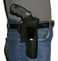 Usa Mfg Pistol Holster Pro Series Smith & Wesson 5 In Revolver 986 686