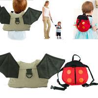 Brand New Baby Kid Keeper Toddler Walker Safety Harness Backpack Bag Strap Rein