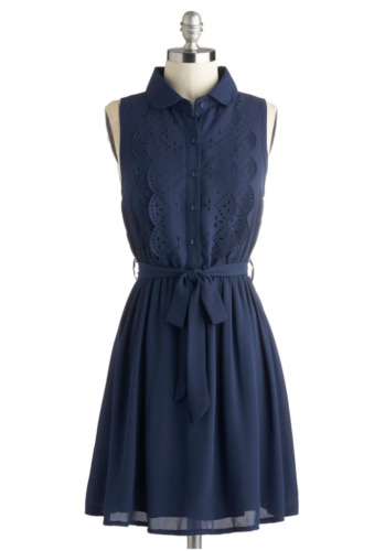 """EUC ModCloth """"New to the Office"""" Dress in M"""