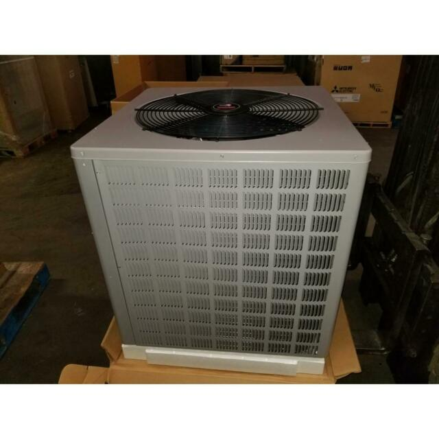 THERMAL ZONE TZPL-360-2A 5 TON SPLIT SYSTEM HEAT PUMP UNIT 13 SEER  208-230/60/1