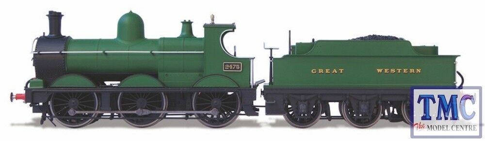 OR76DG003 Oxford Rail OO Dean Goods GWR Plain Green