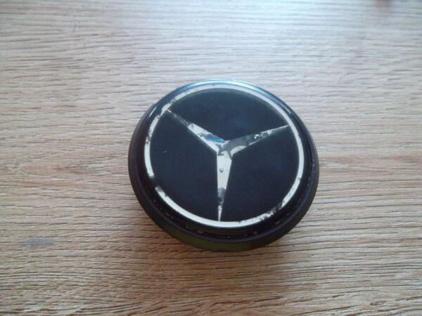 1 X Nabendeckel,felgendeckel, Nabenkappe Mercedes 62 Mm (d825)