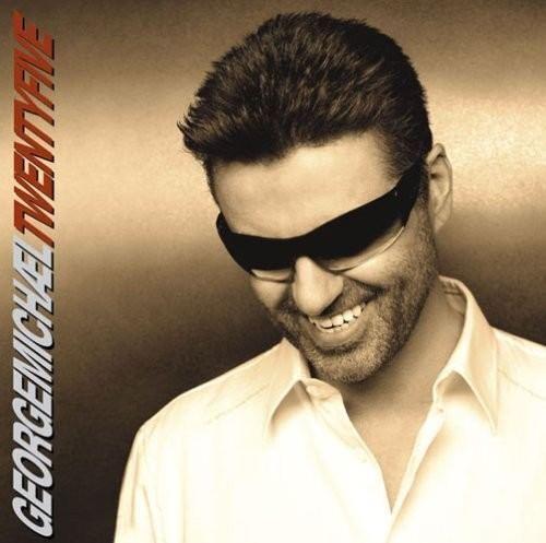 GEORGE MICHAEL-TWENTY FIVE-JAPAN 2 CD BONUS TRACK I45