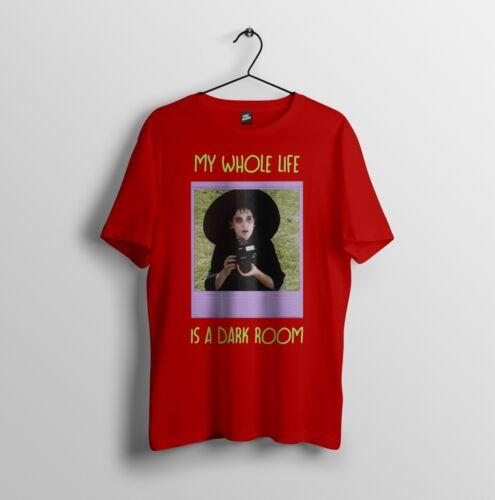 Lydia Deetz film culte Beetlejuice Inspiré-Homme Unisexe T-Shirt S-2XL