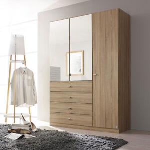 kleiderschrank sinsheim schlafzimmerschrank schrank in eiche sonoma 136 4053714402550 ebay. Black Bedroom Furniture Sets. Home Design Ideas