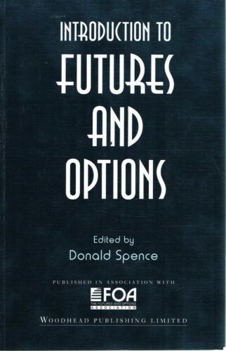 1 of 1 - Introduction To Futures And Options by Spence Donald - Book - Paperback