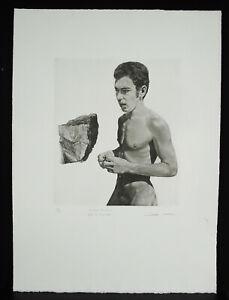 Young-Man-Naked-Meditation-The-Book-Of-Sage-Charles-Of-Bovelles-Print-1970