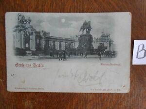 Humour Carte Postale Vue Carte Berlin Monument National-l Fr-fr Afficher Le Titre D'origine Ferme En Structure