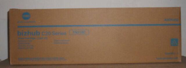 Konica Minolta TN318C Toner cyan für bizhub C20 P PX X A0DK453 OVP B1