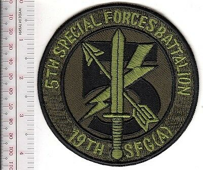 US Army 6th Engineer Bn Airborne para oval patch c/e   eBay