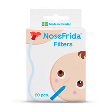 NOSEFRIDA FILTERS FOR NASAL ASPIRATOR BABIES (NOSE FRIDA) TOP 10 BABY PRODUCT