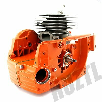 ENGINE CRANKCASE CYLINDER PISTON CRANKSHAFT FOR HUSQVARNA 362 365 371 372 372XP