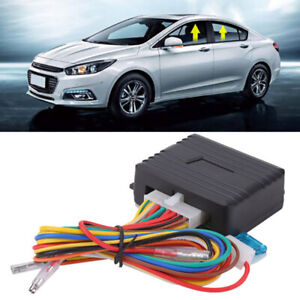 Auto-Safety-Power-Window-Roll-Up-Closer-Module-for-Car-Alarm-4-Door-12V-DBO
