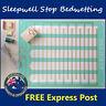 Bed Wetting Alarm Mattress LARGE - Easy Clean Mat Bedwetting Enuresis NEW DESIGN
