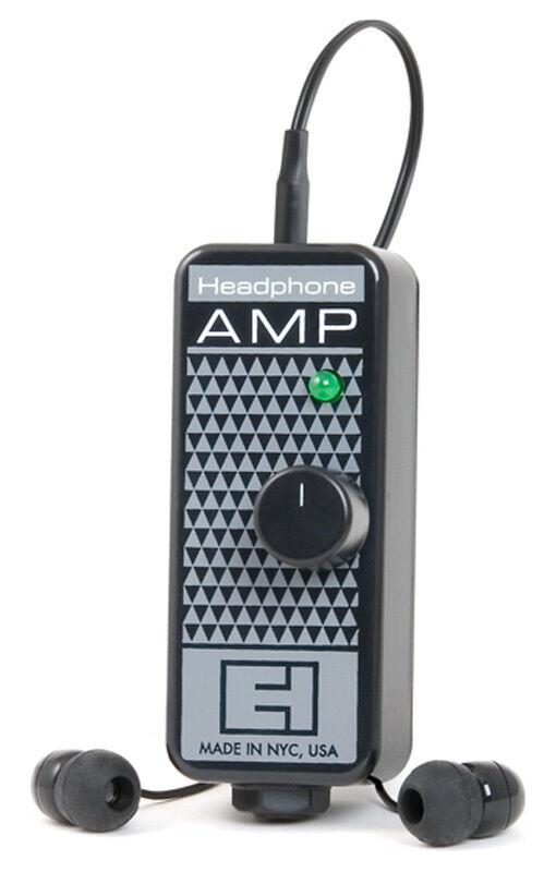 Electro-Harmonix Cuffia Amp Personale Pratica Amplificatore