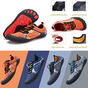 2991830c5834 SAGUARO Men Women Water Shoes Skin Socks Surf Aqua Barefoot Yoga ...