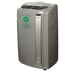 Delonghi pac an140hpews 14 000 btu portable air for 14 000 btu window air conditioner