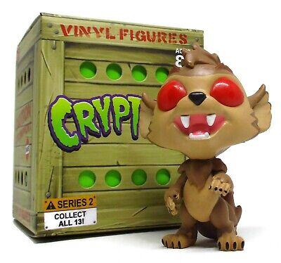 WEREWOLF Blind Box CRYPTKINS SERIES 2 Vinyl Figure